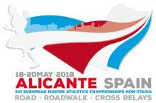 Spain dominate at the European Masters Athletics Road Races