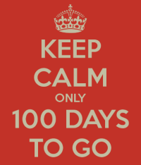 100 days to Masters championships
