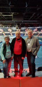 Detailed schedule for Torun Indoor Championships now complete