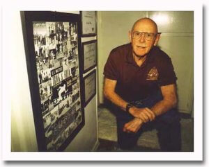 A tribute to the late David Pain, A Masters Athletics Legend!